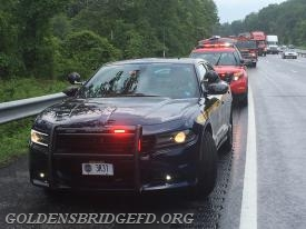 NYSP 3K31, Car 2143 & Engine 140.